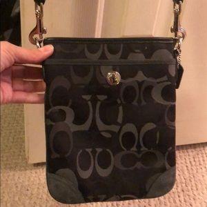 Coach purse crossbody